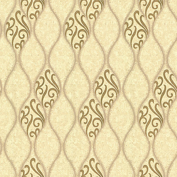 Sprinkled Gold Wallcovering