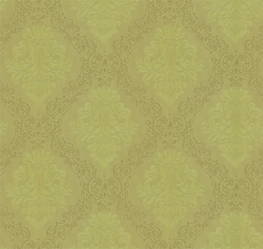 Classic vinyl natural flower wallcovering