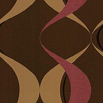 plato type pvc abstract decorative wallcovering