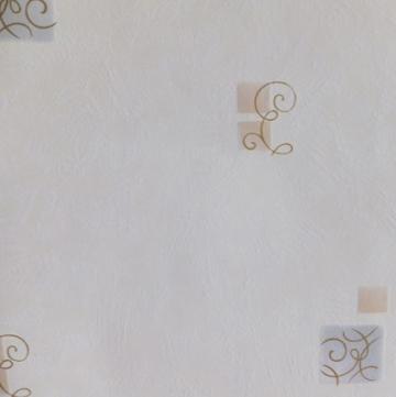 PVC foaming bedroom decoration wallpaper