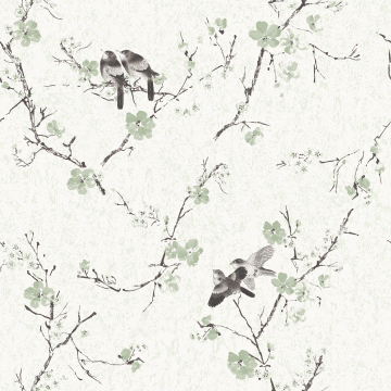 elegant home decorative scenery wallcovering