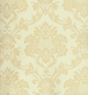classic big flowers wallcovering for restaurant