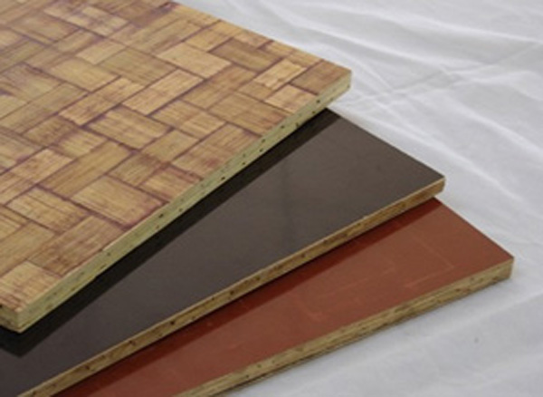 Concrete Bamboo Plywood
