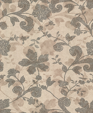 modern classic design natural material wallcovering