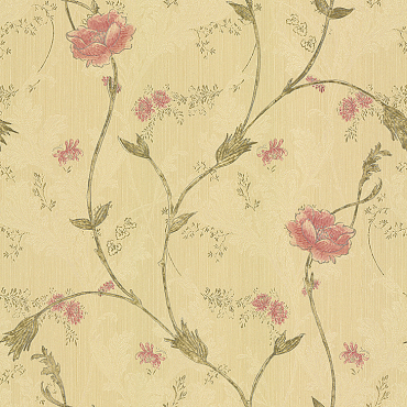 elegant design country style  wallcovering